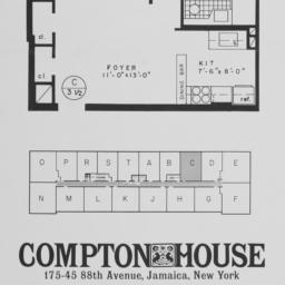 Compton House, 175-45 88 Av...