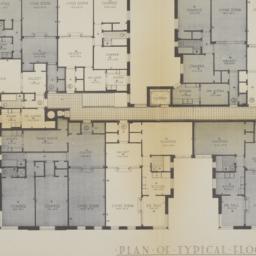 172 Bennett Avenue, Plan Of...