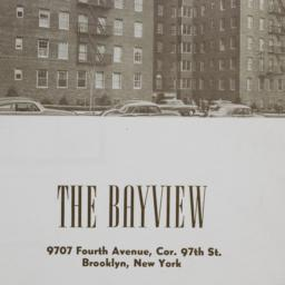 The     Bayview, 9707 Fourt...