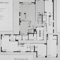 155 E. 38 Street, Plan Of P...