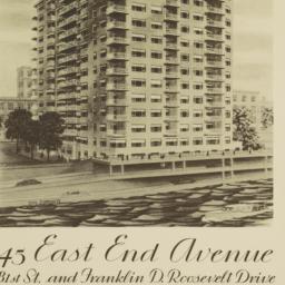 45 East End Avenue