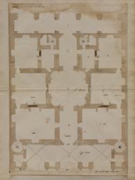 Serlio Book VI Plate 22 recto