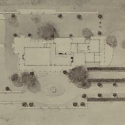 Stanford White's Garden. [P...