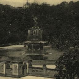 Bethesda Fountain, Central ...