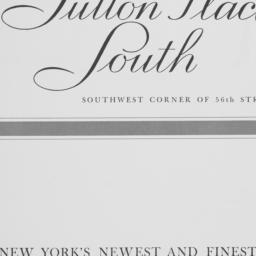 20 Sutton Place South