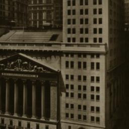New York Stock Exchange Bui...