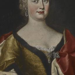 Portrait of Maria Theresa, ...