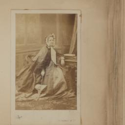Unidentified Woman Seated a...