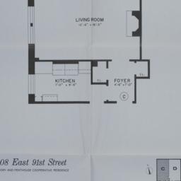 108 E. 91 Street, Apartment C