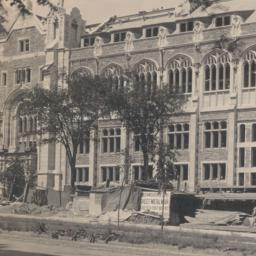Construction and Evolution of Union Theological Seminary Campus