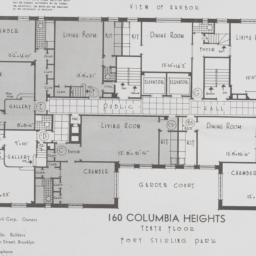 160 Columbia Heights, Tenth...