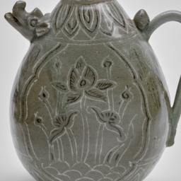 Ewer with a Boar-Head Spout...