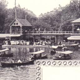 Boat House, Central Park