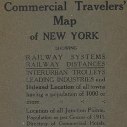 Blum's commercial travelers...