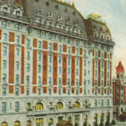 Astor Hotel, New York