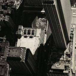 Aerial View of Rockefeller ...