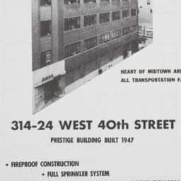314-24 West 40th Street