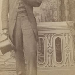 Image of Unidentified  Man,...