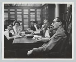 Paul Henry Lang and Seminar