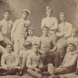 Class of 1887 Freshman Foot...