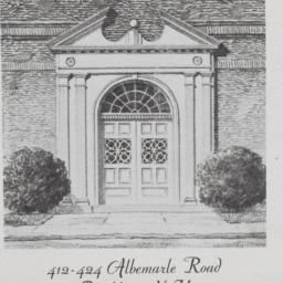 Albemarle Gardens, 412-424 ...