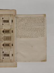 Serlio Book VI Plate 39 text recto
