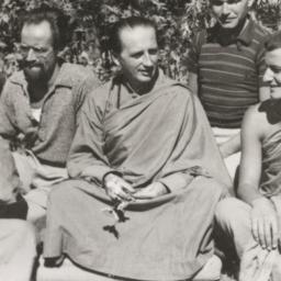 Lama Anagarika Govinda at D...