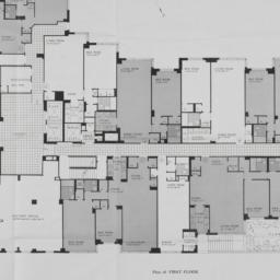 10 East End Avenue, Plan Of...