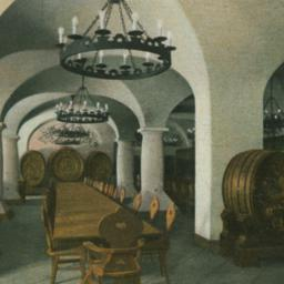 Wine Vaults, Hotel Astor, N...