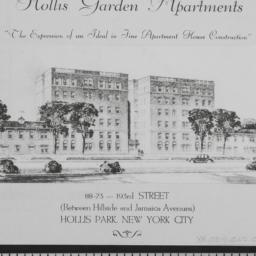 Hollis Garden Apartments, 8...
