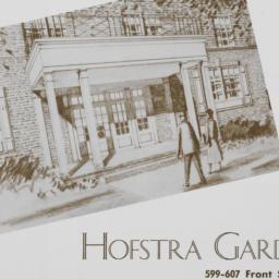 Hofstra Gardens , 599-607 F...