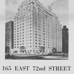 165 E. 72 Street, 2nd To 6t...