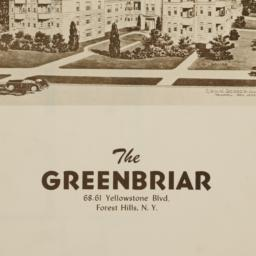 Greenbriar, 68-61 Yellowsto...