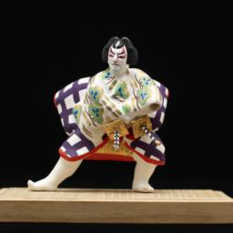 Figurine On Stand  Of Male,...