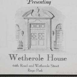 Wetherole House, 64 Road An...
