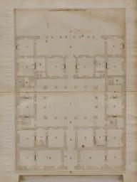 Serlio Book VI Plate 58 recto