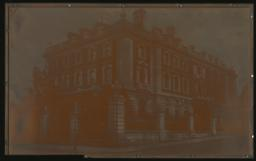 Photographic Copper Plate of the Carnegie Mansion