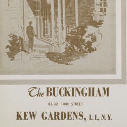 The     Buckingham, 82-30 1...