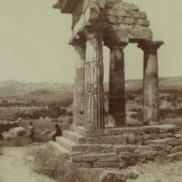 Girgenti - Tempio di Castor...