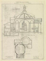 Plate 65. First Presbyterian Church, Chattanooga, Tenn. McKim, Mead & White, and Bearden & Foreman, Associated Architects
