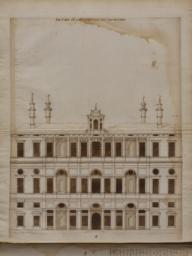Serlio Book VI Plate 57 recto