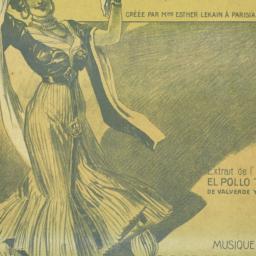 Danse du Paraguay