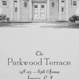 The     Parkwood Terrace, 1...