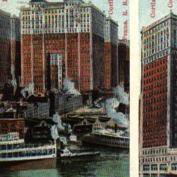 Hudson and Manhattan R.R. C...