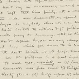 Manuscript Memo On Editoria...