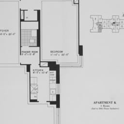 215 E. 68 Street, Apartment K
