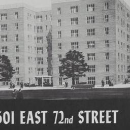 501 East 72nd Street