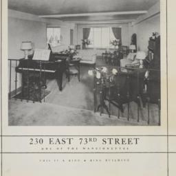 230 E. 73 Street