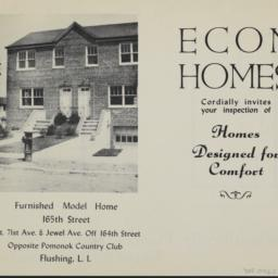 Econ Homes, 165 Street And ...