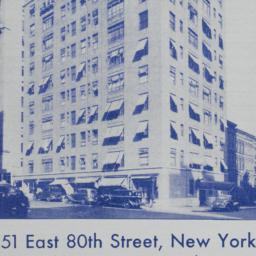 151 East 80th Street